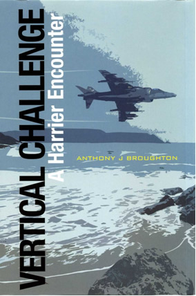 VErticle Challenge book cover